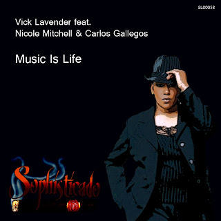 feat. Nicole Mitchell & Carlos Gallegos - Music Is Life (2010