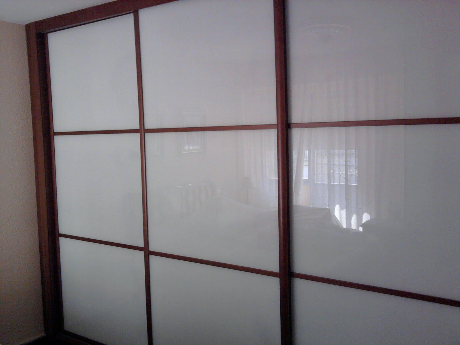 Decoraciones sahuquillo armario cerezo puertas correderas - Puertas correderas estilo japones ...