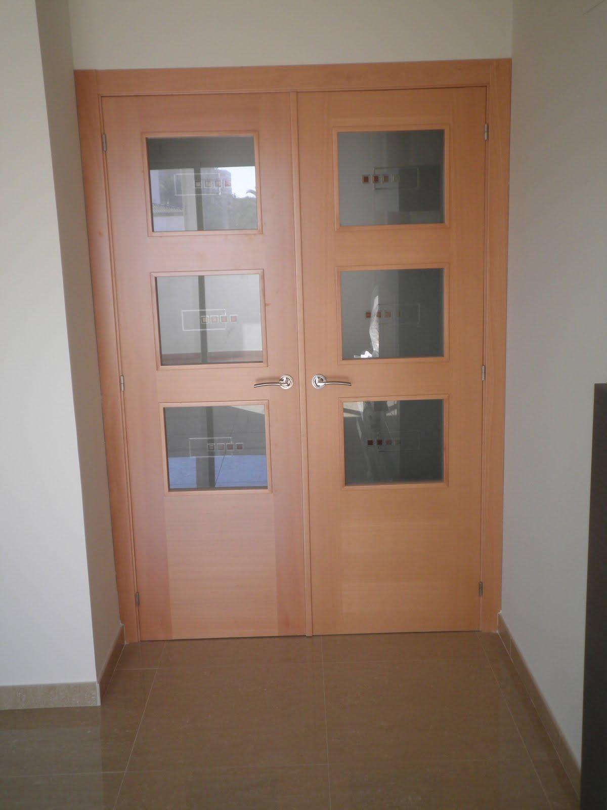 Decoraciones sahuquillo puertas haya mod h - Puertas haya vaporizada ...