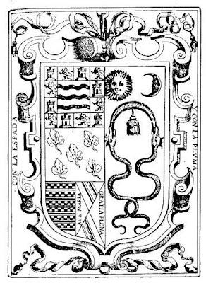 arms Garcilaso de la Vega