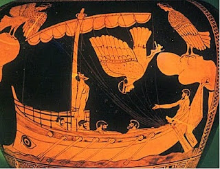 Sirens and Odysseus