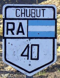 Ruta 40 - Chubut