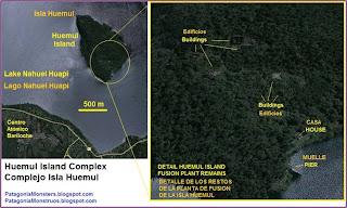 complex at Huemul Island