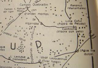 Mapa 1872 Alvaro Barros