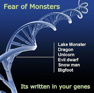 DNA and monsters