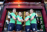New Irish kit available at Elvery's