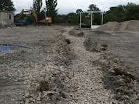 Botanic begin work on new pitch