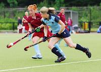 Women's IHL: Round Three, Saturday round-up