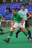 EuroHockey Nation's Trophy: Ireland 2 Belarus 1