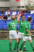 EuroHockey Nation's Trophy: Ireland 10 Italy 2
