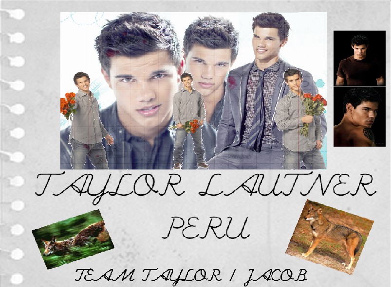 Taylor Lautner - Peru
