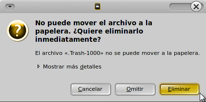 suficiente en mi pendrive
