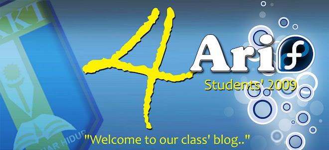 Four Arif  Students' 2009