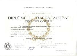 Diplome Laurent Permezel