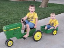 My Boys Love John Deere!
