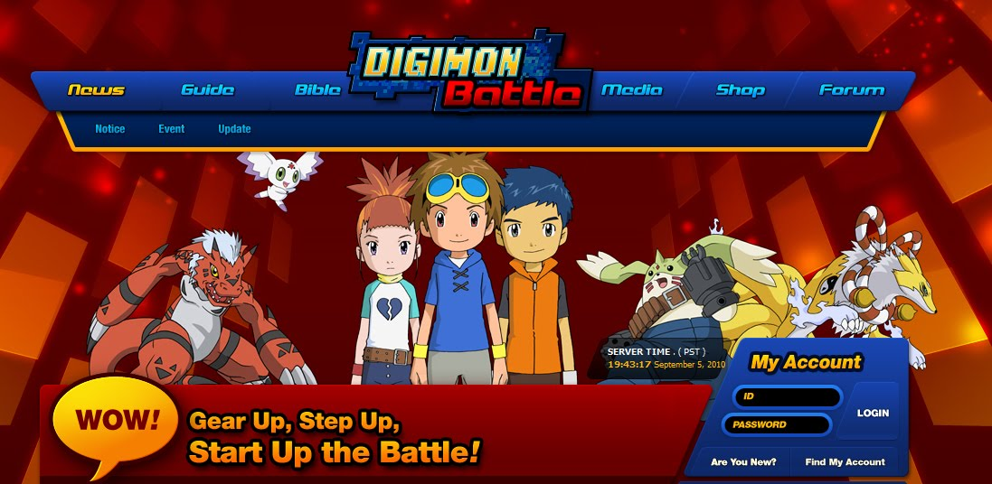 duMMies Things: Digimon Battle Online: dummies-things.blogspot.com/2010/09/digimon-battle-online.html