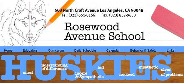 Rosewood Avenue Elementary School