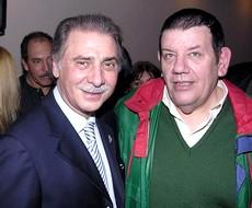 Con Jorge Sobisch en Santa Fe