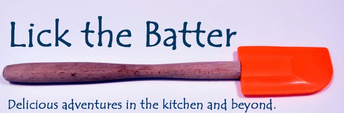 Lick the Batter