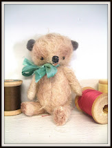 "New Teddy Bear-""Rupert""-SOLD!"