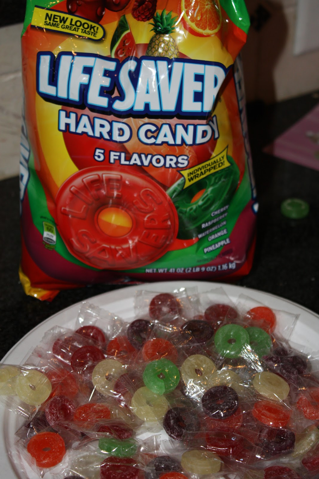 several years ago i found a creative way to make ornaments using lifesaver candies i saw this idea in the kraft food and family holiday 2004 issue and we