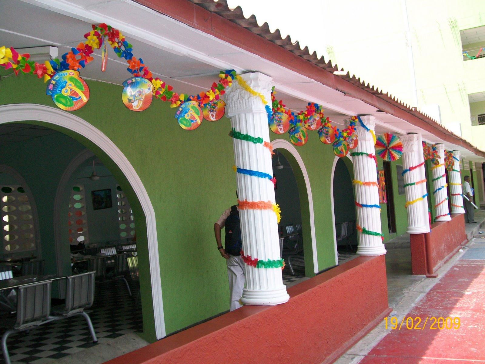 decoracion de fiestas carnaval del barranquilla en ForDecoracion Del Hogar Barranquilla