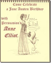 Celebrate a Jane Austen Birthday!