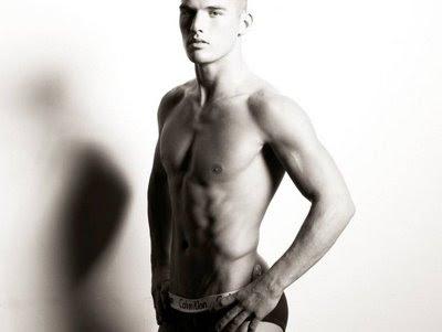 Underwear Male Model