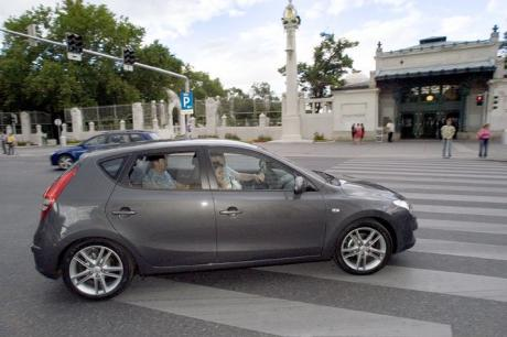 Hyundai i30 In addition to the