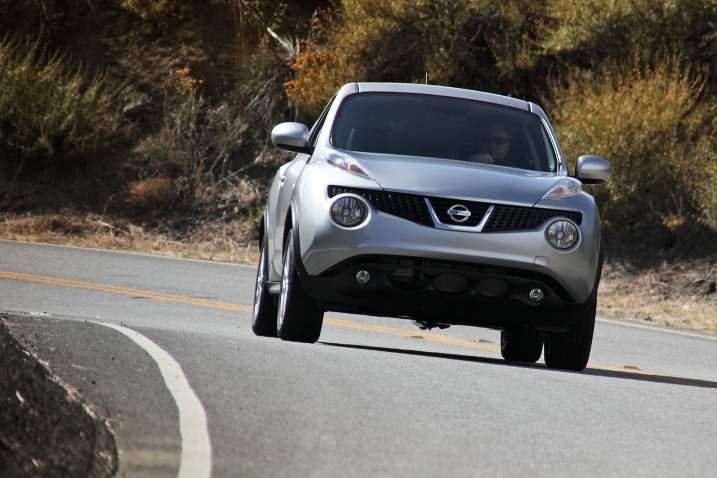 As you drive the 2011 Nissan Juke, you also realize that Nissan still knows