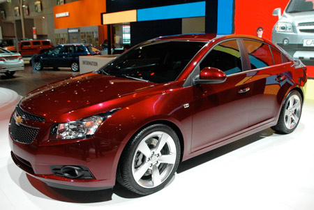 Chevrolet Cruze Owners Manual and Maintenance