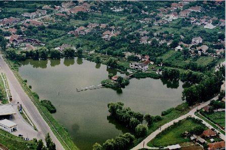 Zona de agrement Sannicolau Mare