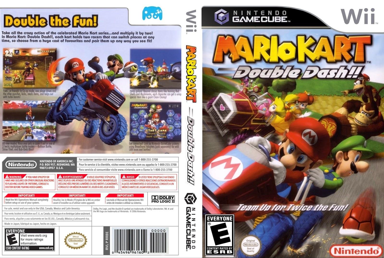 Mario Kart Wii Cheats