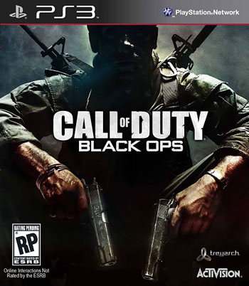 black ops. Call Of Duty Black Ops
