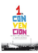 1 convencion de circo y artes amigas, bahia blanca ARGENTINA 2010