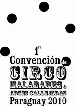 1 convencion de circo de paraguay