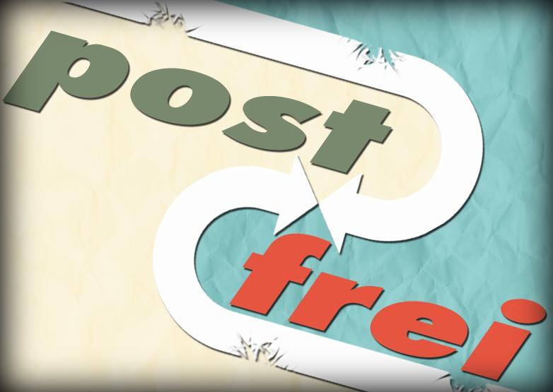 post frei