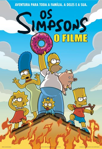 Os Simpsons O Filme Download   Os Simpsons O Filme – DVDRip RMVB   Dublado