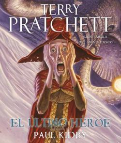 Terry Pratchett y el Mundodisco llegan a Mos Eisly