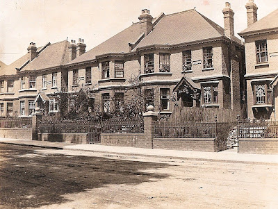 Today I Am Searching For This Dwelling In Forest Hill Lewisham Is A Photograph Of The Family Home Henry And Ada Marriott Parents My Old