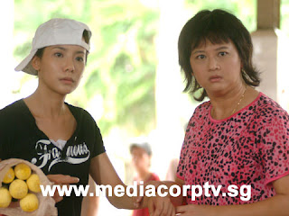 Fiona Xie Just in Singapore drama - picture 2