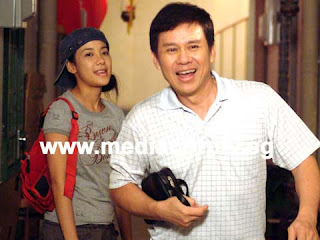 Fiona Xie Just in Singapore drama - picture 7