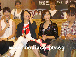 Fiona Xie at Press conference - picture 3