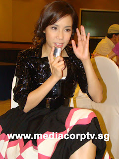 Fiona Xie at Press conference - picture 6