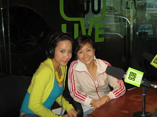 DJ Fiona Xie