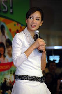 Fiona Xie at AMK Hub Opening - 05