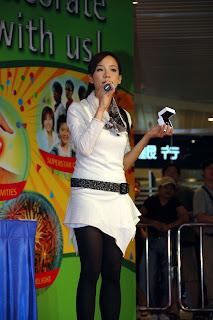 Fiona Xie at AMK Hub Opening - 08