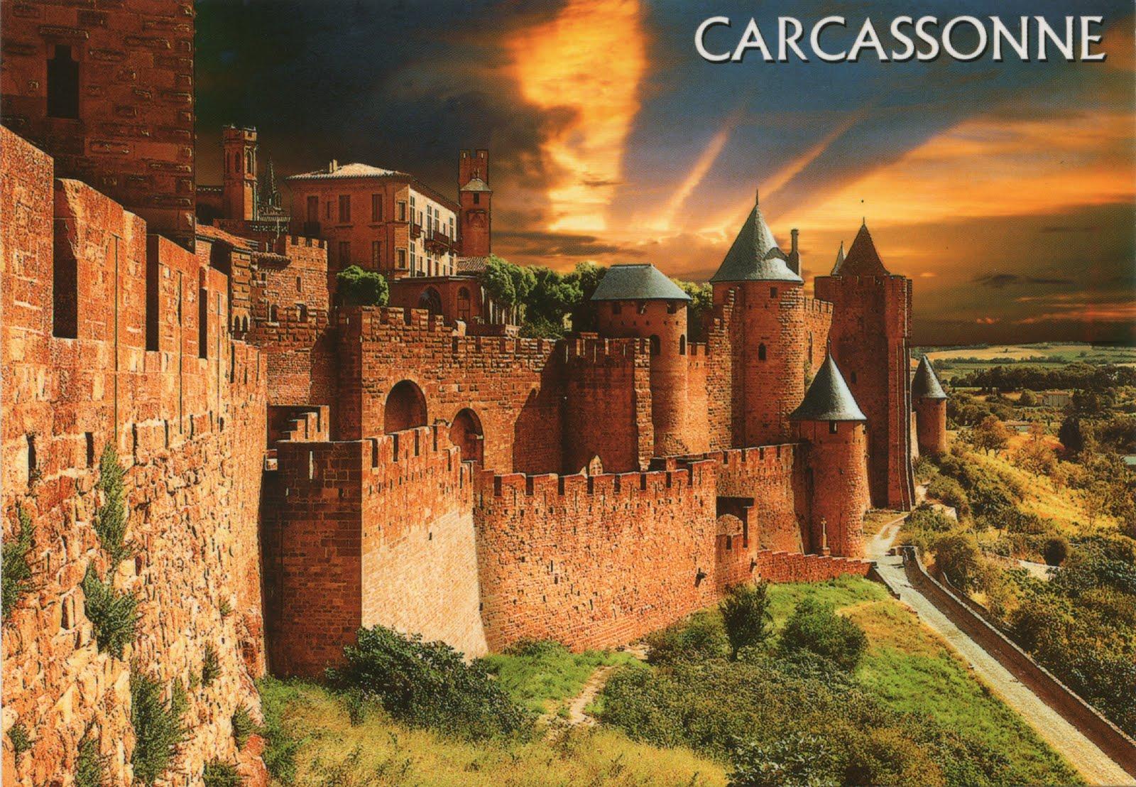 gersyko swap la cit de carcassonne la cit fortifi e. Black Bedroom Furniture Sets. Home Design Ideas