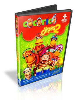 Download – DVD Cocoricó Clipes 2 Dvdrip 2010