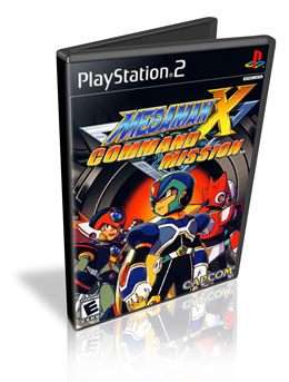 Download PS2 MegaMan X Command Mission NTSC